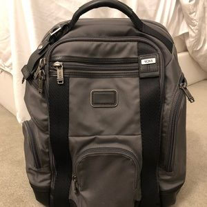 Tumi laptop book bag